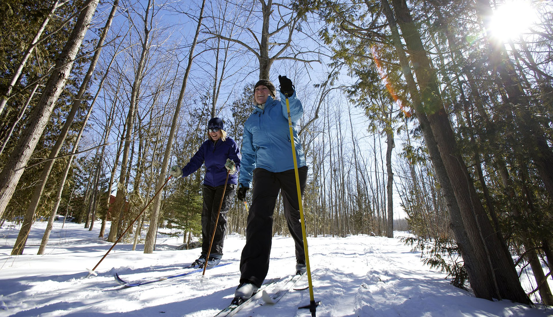 Ski de fond (Photo : Destination Ontario)