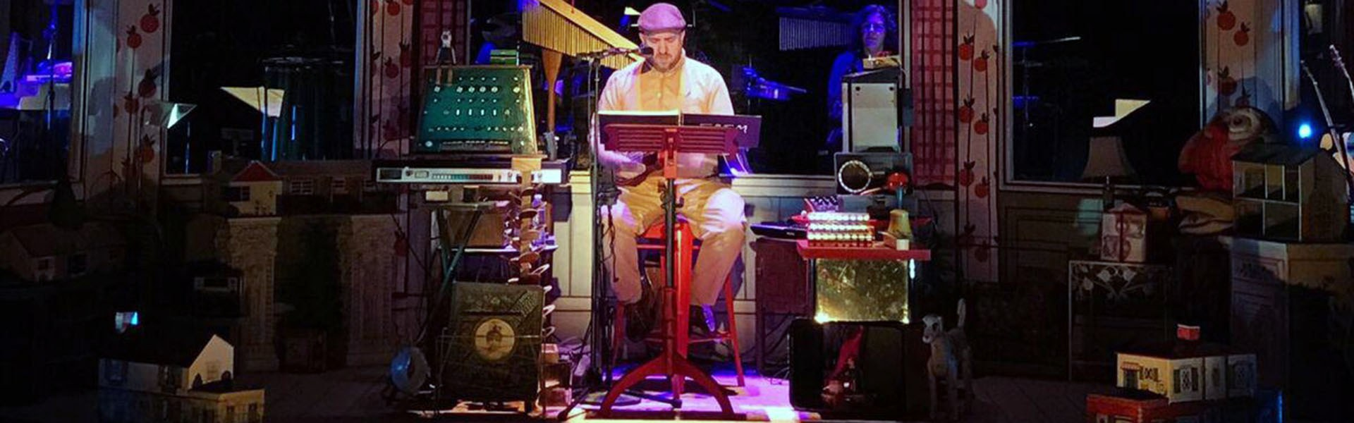 2018 Luminato Stephin Merritt 50 Songs Photo Arnulfo Maldonado