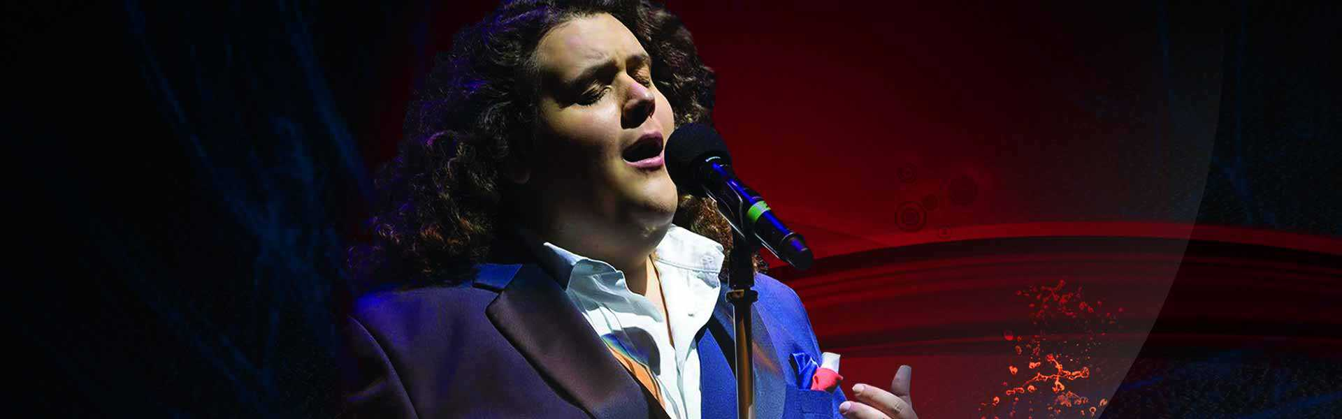Jonathan Antoine in concert: Beyond the curtain