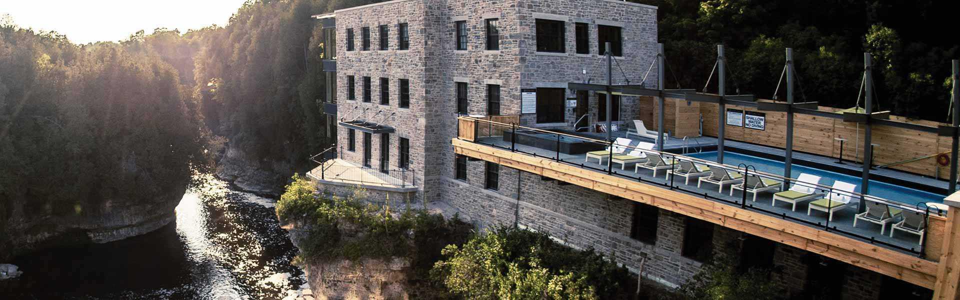 Elora Mill et Spa