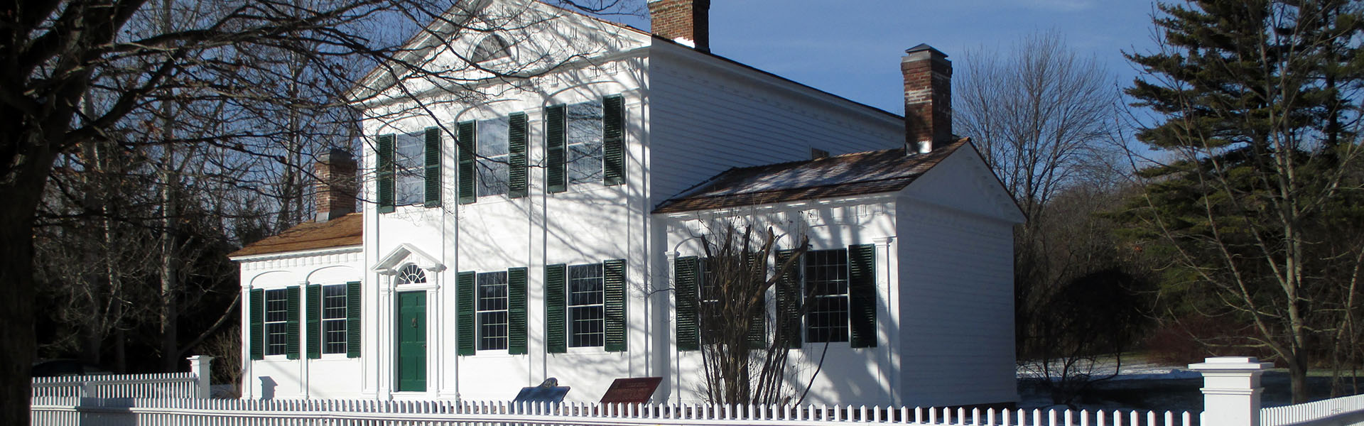 Barnum House, Grafton