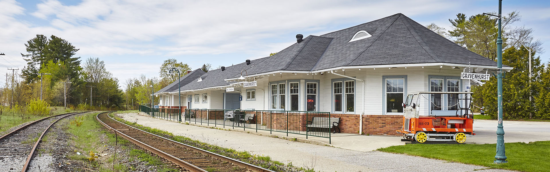 Gravenhurst Train Station