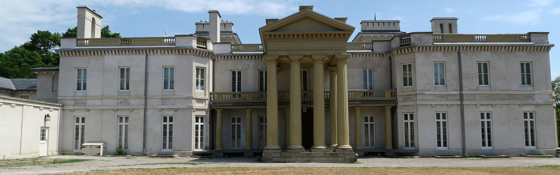 Château et parc Dundurn
