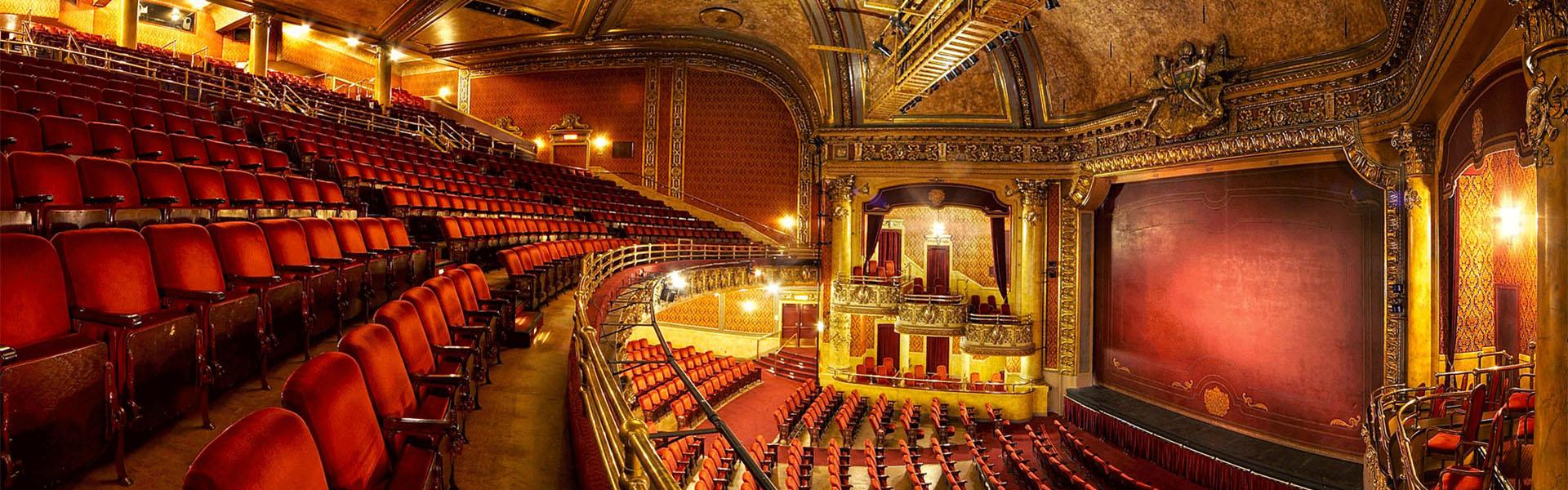 Théâtre Elgin, intérieur