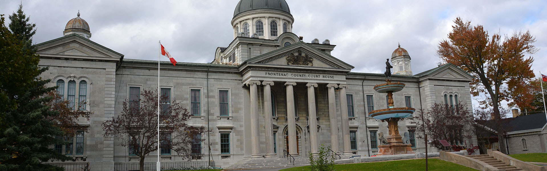 Frontenac County Courthouse