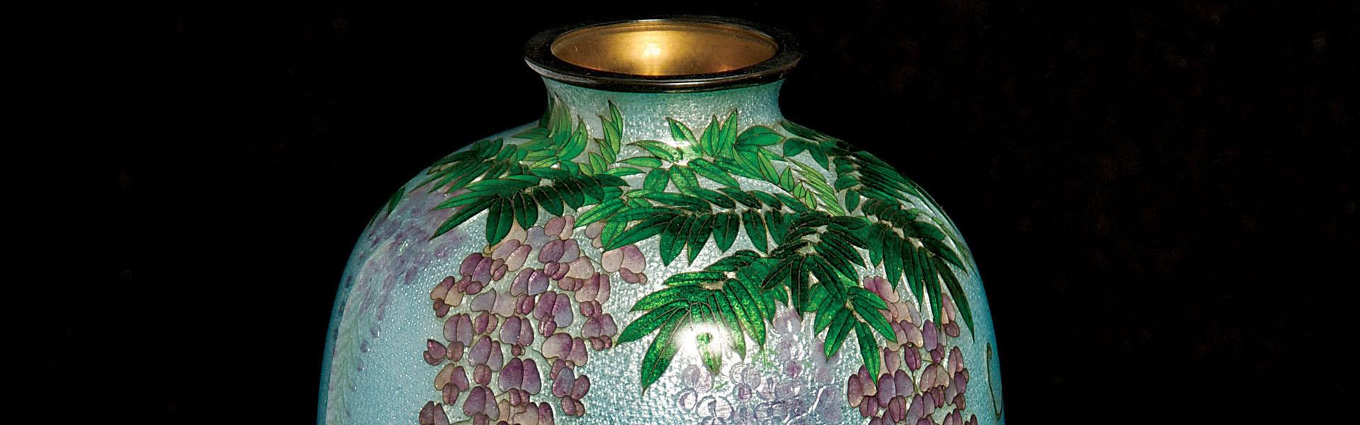 Vase à la Place Fulford