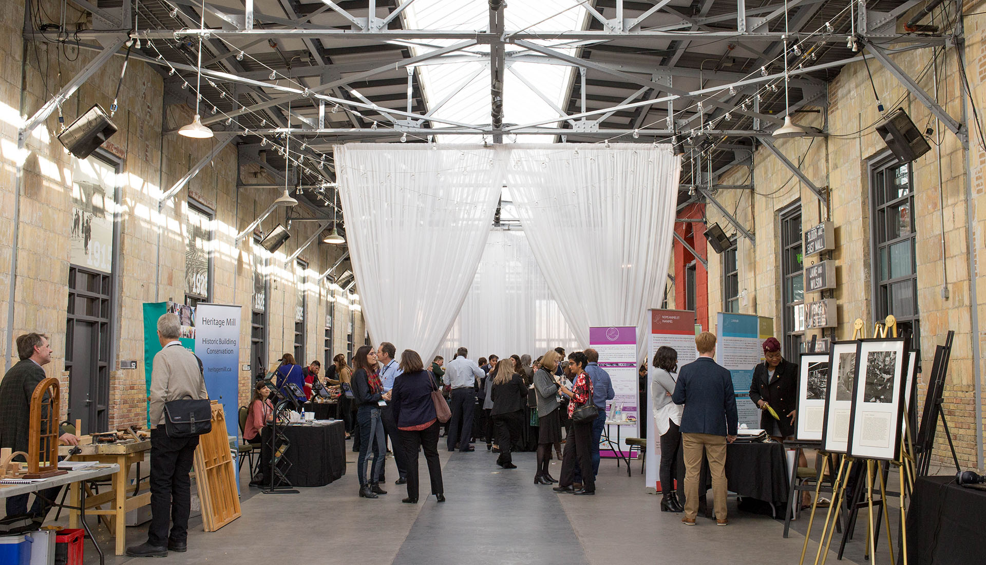 2017 Intangible Cultural Heritage Symposium at Toronto's Artscape Wychwood Barns