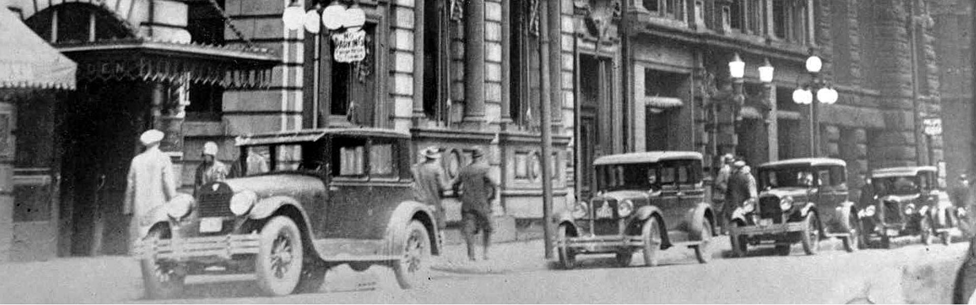 Centre du patrimoine ontarien, Toronto (1927)