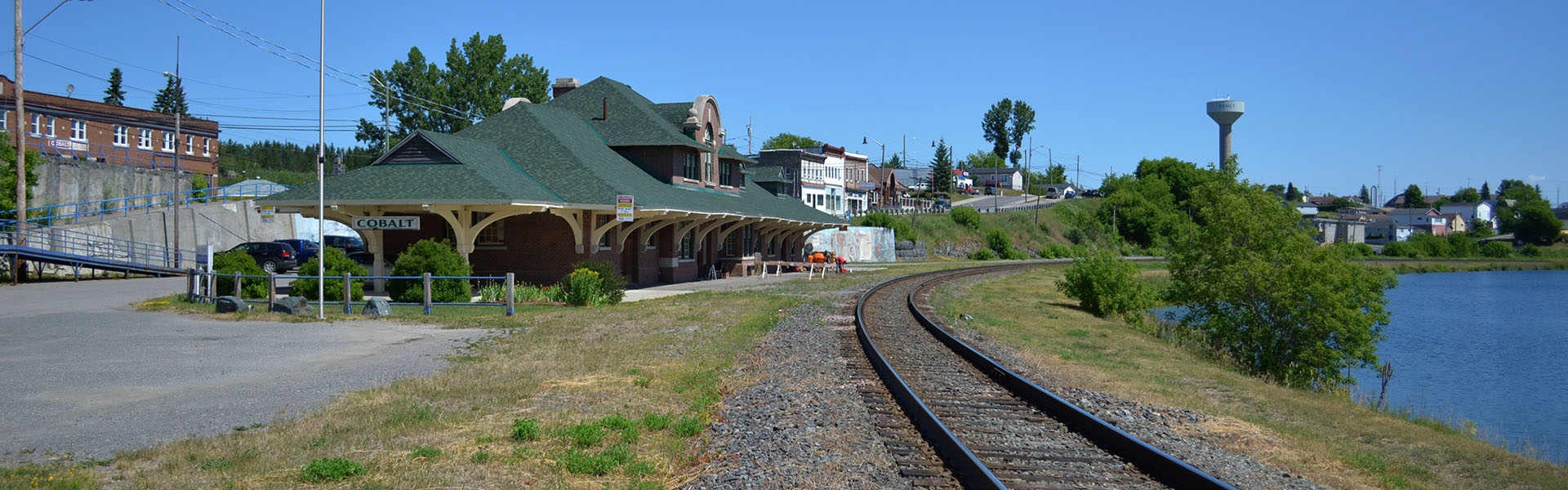 Gare ferroviaire du Nord de l'Ontario