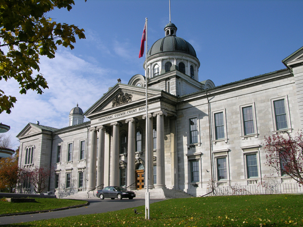 Frontenac County Courthouse Exterior 2005