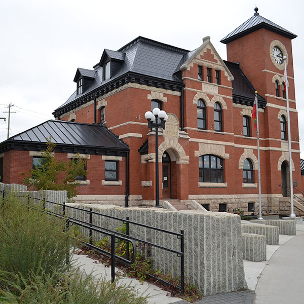 Kenora Post Office