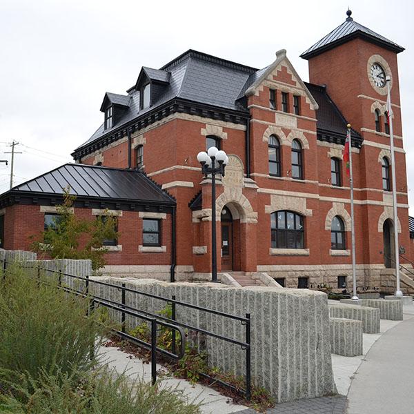 Bureau de poste de Kenora