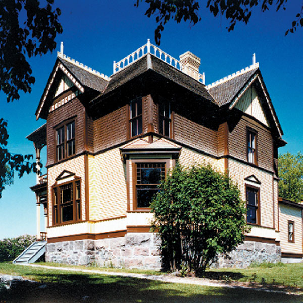 Mather-Walls House, Kenora