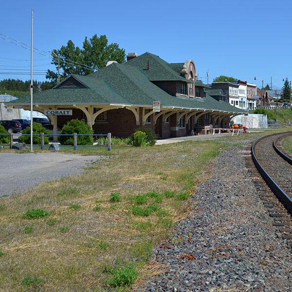 Ontario Northland Railway Station