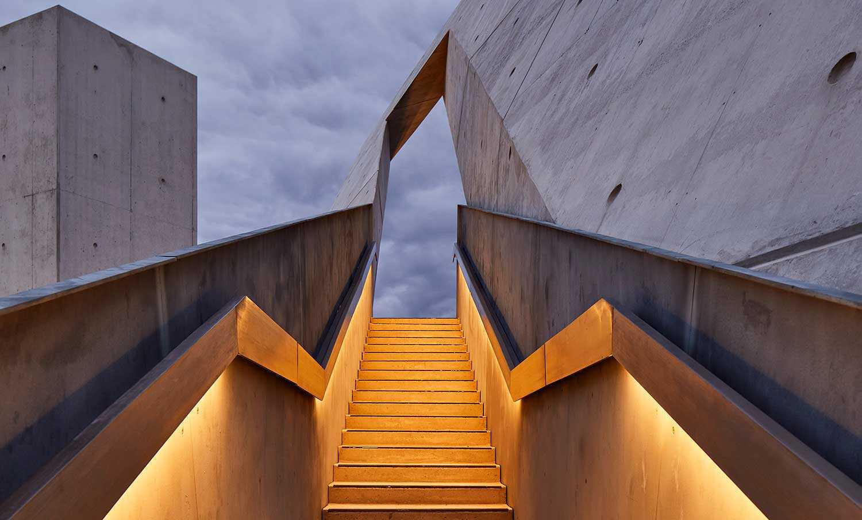Le monument national de l'Holocauste du Canada, Ottawa (Photo : Doublespace Photography)