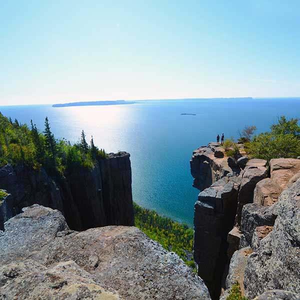 Sleeping Giant Provincial Park (Photo: Destination Ontario)