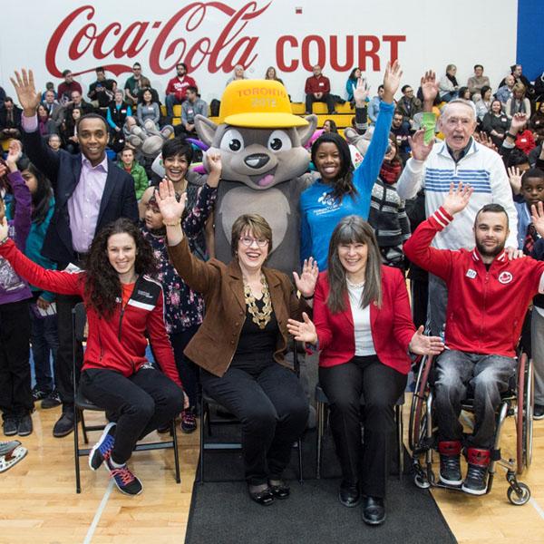 Heritage Week 2015, celebrating Ontario's sport heritage.