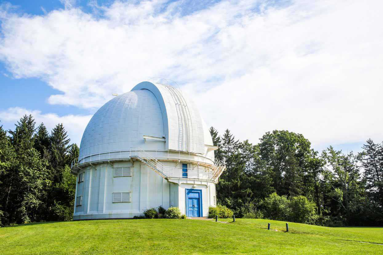 David Dunlap Observatory, Richmond Hill