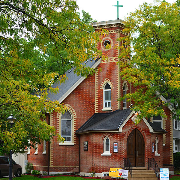 Eglise Saint Philippe Alex Meoko Burlington