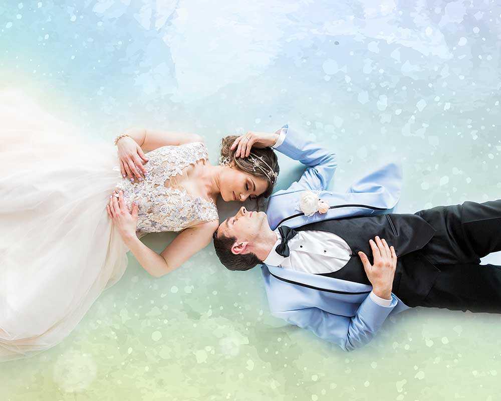 Wedding photo (Photo: Wedding Bells)