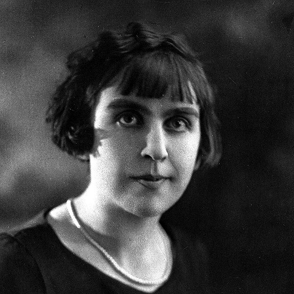 Jeanne Lajoie (1889-1930), vers 1923