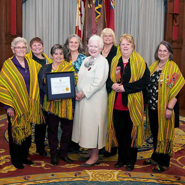 Lieutenant Governor's Ontario Heritage Awards