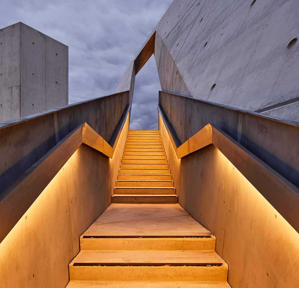 Monument national de l'Holocauste (Photo : Doublespace Photography)