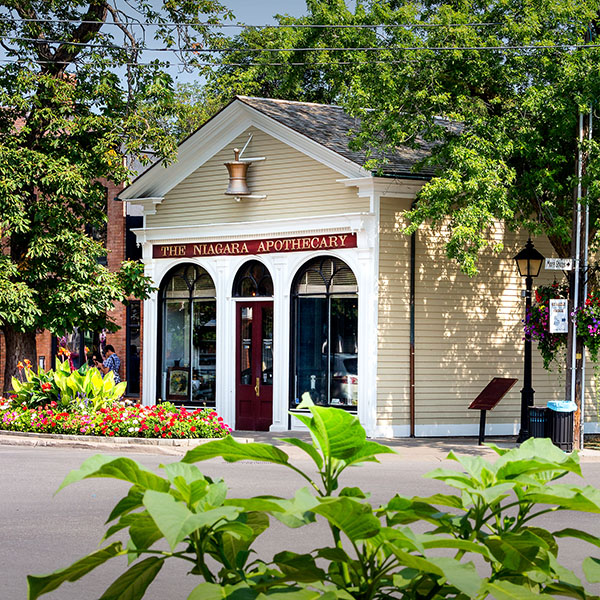 Niagara Apothecary, Niagara-on-the-Lake