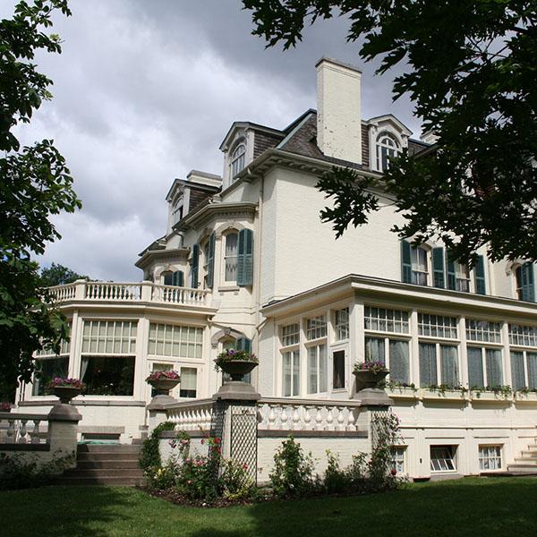 Spadina House 2007