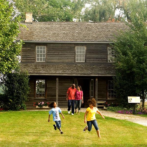 Site historique de la Case de l'oncle Tom