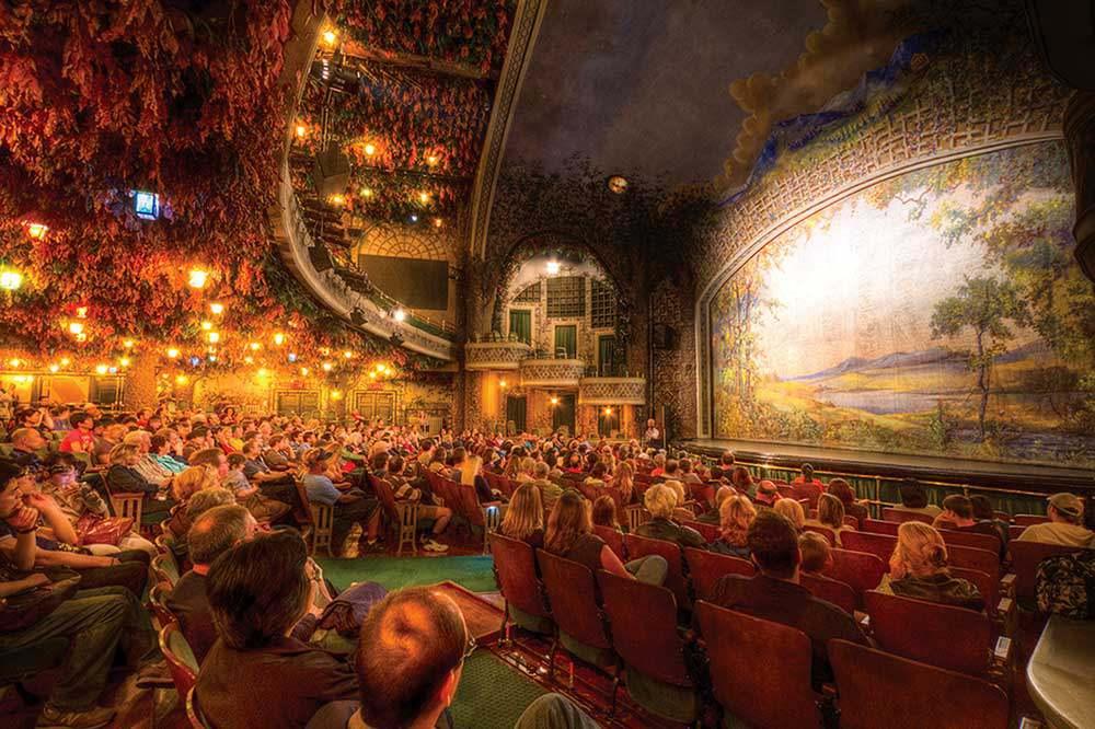 Théâtre Winter Garden (Photo : Josh McSweeney)