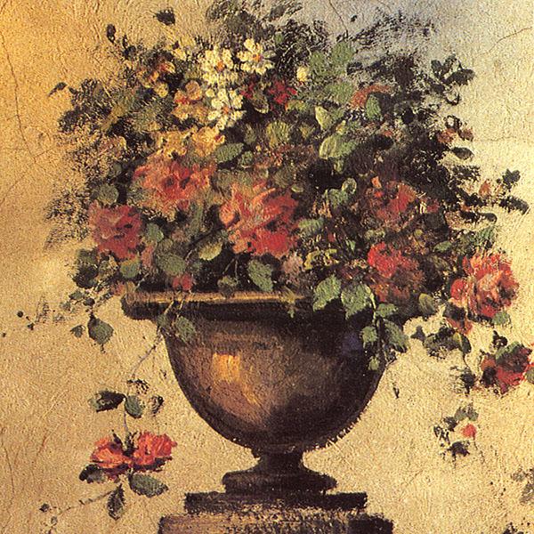 Winter Garden urn