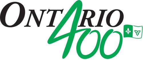 Ontario400 Logo