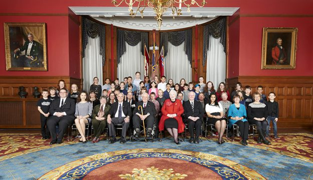 Lieutenant Governor's Ontario Heritage Awards, 2017