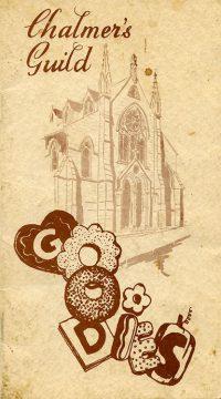 Chalmer's Guild Goodies cookbook