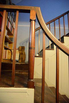 Escalier à la maison Bethune-Thompson