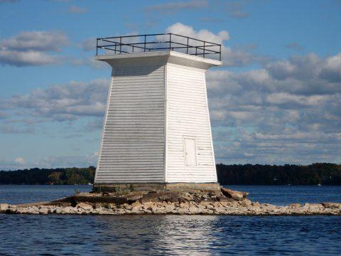 Cole's Shoal Lighthouse
