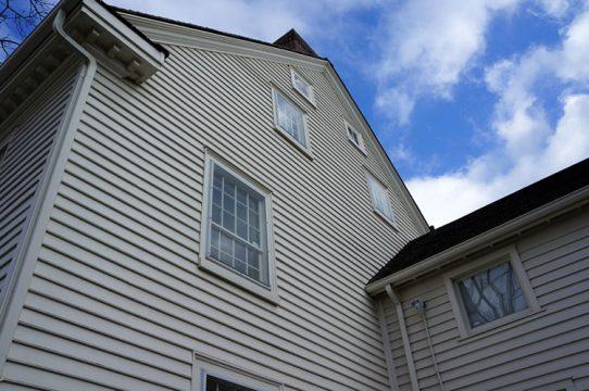 Maison Duff-Bâby, détail extérieur