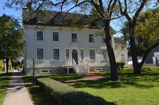Duff-Baby House, Windsor