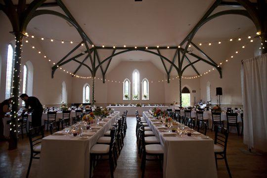 Mariage à l'École Enoch Turner (Toronto)