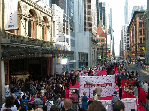 Canada's Walk of Fame 2005 at the Elgin and Winter Garden Theatre Centre