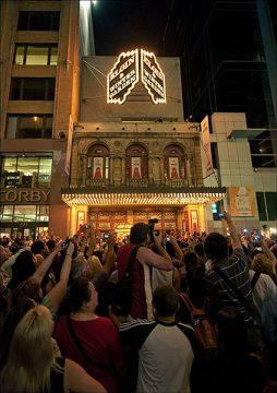 Elgin and Winter Garden Theatre Centre during TIFF