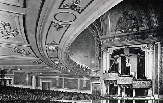 Elgin Theatre Historic