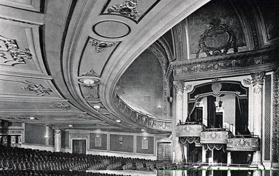 Elgin Theatre Historic