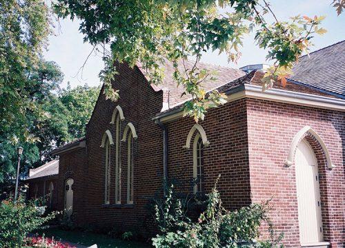 École Enoch Turner, élévation du nord (Toronto)