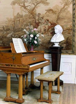 Place Fulford, Brockville (piano)
