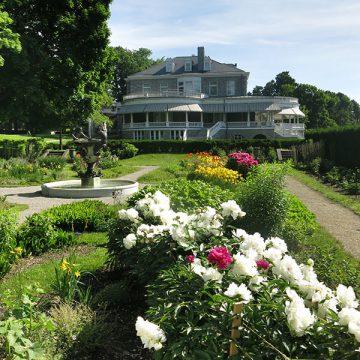 Place Fulford, Brockville (jardins)