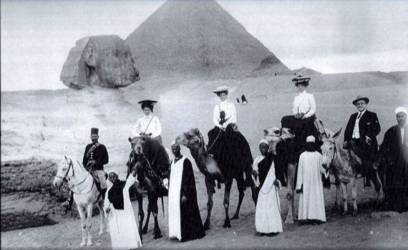 The Fulfords in Egypt