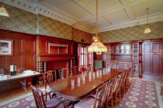 La salle Coulson à la maison George Brown (Toronto)