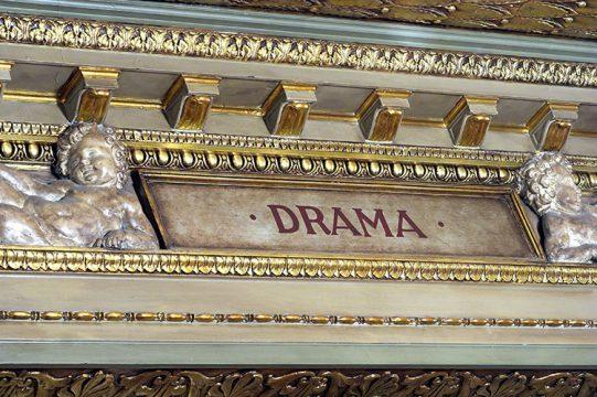 Lobby words: Drama